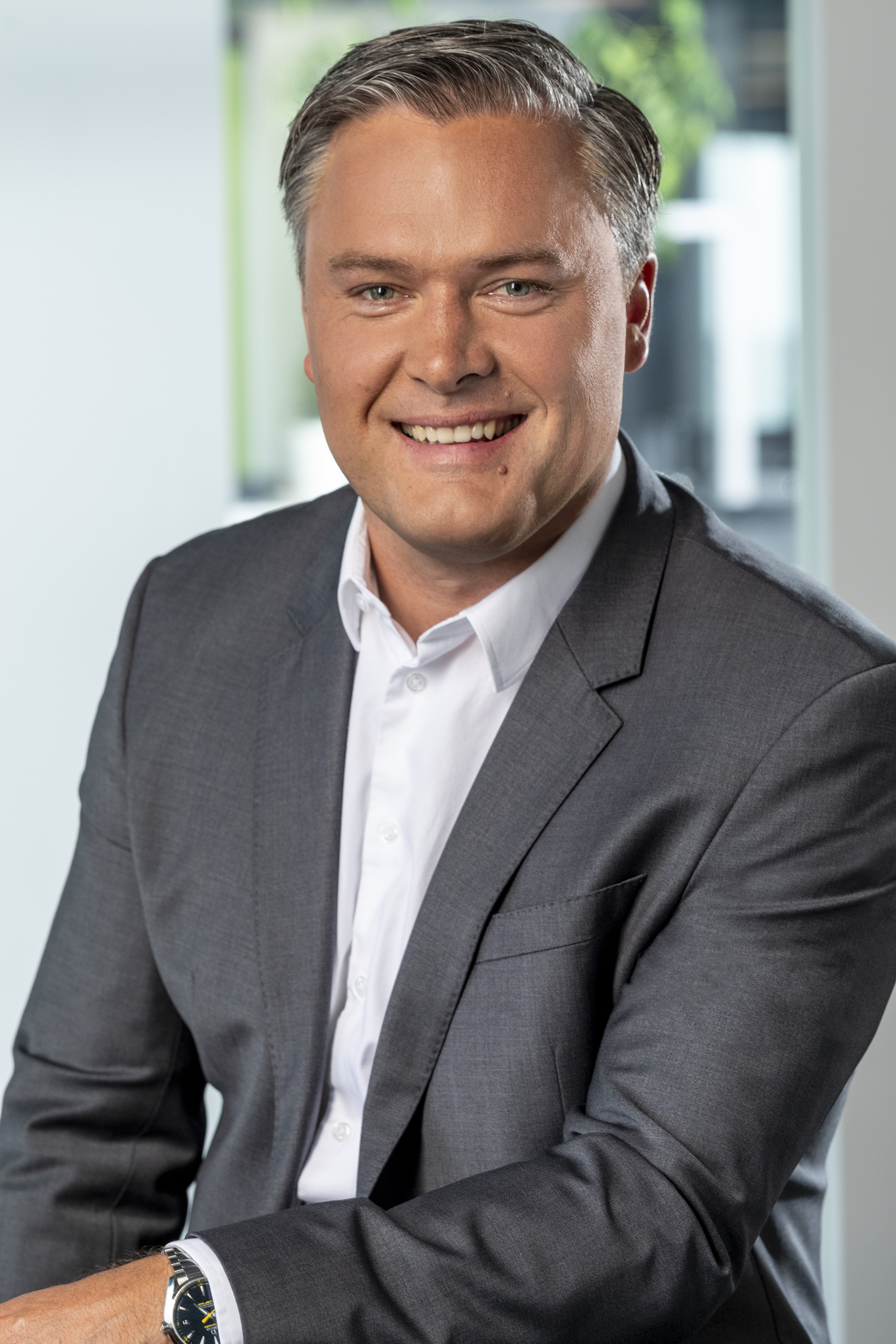 Philipp J. Jacke, Managing Director
